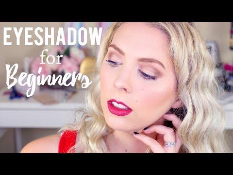 Eye Makeup Tips ????   Makeup 101 Eyeshadow Tutorial For Beginners | ColorMeCassie