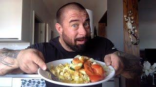NyyssisLive - Paistettua riisiä ja kanaa