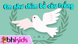Em Như Chim Bồ Câu Trắng [Official Full HD]