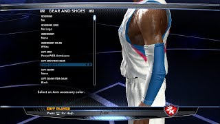 NBA 2K14 New Mods and Accessories
