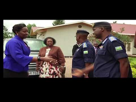 RWANDA NATIONAL POLICE DOCUMENTARY