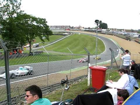 Brands Hatch - 19th July 2009 - Formula 2 - Race 2 - 2nd Safety Car