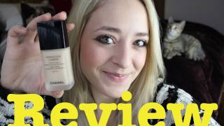 Chanel Perfection Lumiere Foundation Review | FleurDeForce