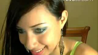 Repeat youtube video www gamertiesto com Twitcam Catherine Olivero 27 11 2012