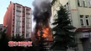 Kütahya'da Patlama