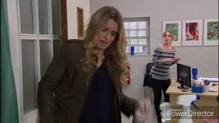 Emmerdale - Paddy and Gabby Catches Charity and Vanessa Kissing (28th March 2018)