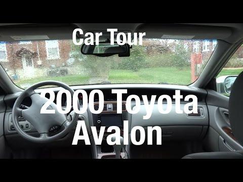 Car Tour - 2000 Toyota Avalon XLS