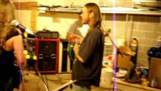 Band At My Party Covering Metallica Enter Sandman