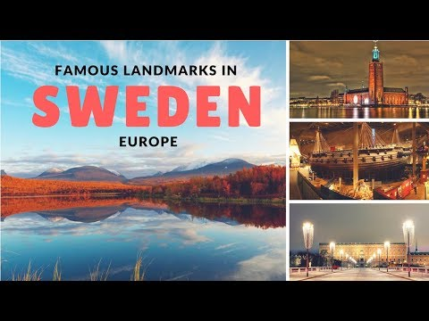 Famous Landmarks in Sweden, Europe | Things To Do in Sweden | Stockholm Tourism  - Tourist Junction