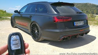CRAZY 750hp - 1000nm Audi RS6 DRIVEN - What a Car!!