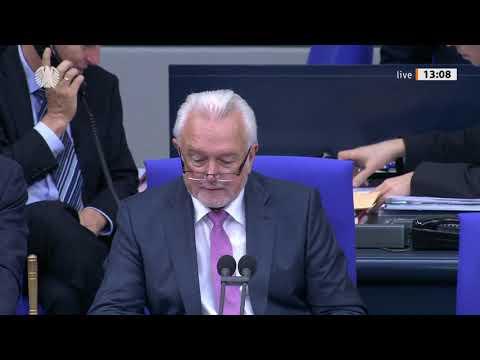 Bundestag: Arbeitslosenversicherung und