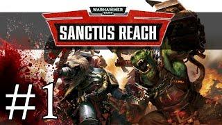 Warhammer 40K Sanctus Reach - Wolf Ridahs - Let