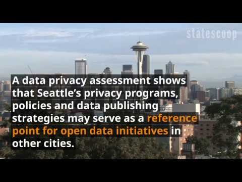 Data privacy audit in Seattle reveals a city getting most things right