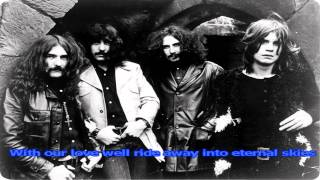 Black Sabbath - Symptom of the Universe (lyrics)