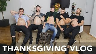 MY FIRST TIME: THANKSGIVING VLOG