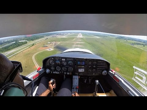 Life Of a Student Pilot - Flying to Montgomery Regional Airport Solo