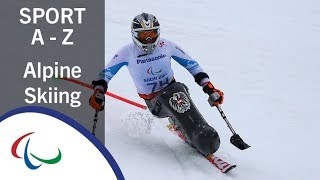 Para Alpine Skiing: Sports of the Paralympic Winter Games