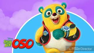 Special Agent Oso Theme Song in Japanese (Low Quality)