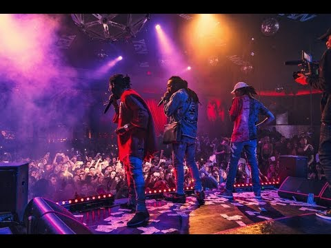 Migos Live Performance w/ Travis Scott 2017 | Bad & Boujee | Kelly Price | T-Shirt | & More