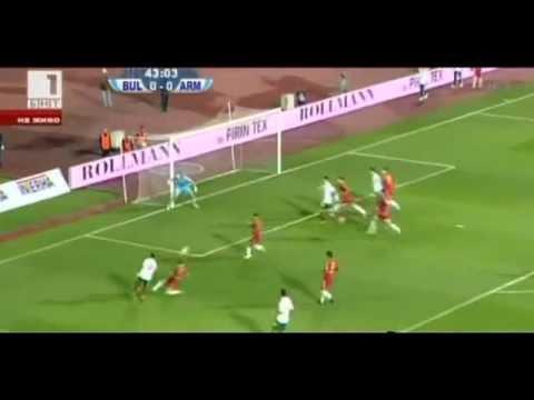България победи Армения с 1:0