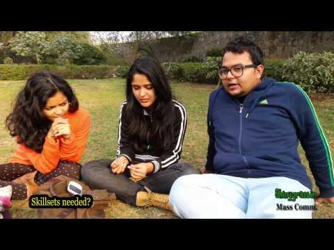 Mass Comm Jamia University Delhi