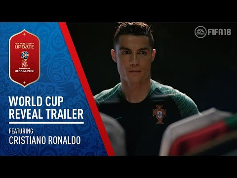 FIFA 18 | 2018 FIFA World Cup Russia™ Reveal Trailer ft. Cristiano Ronaldo