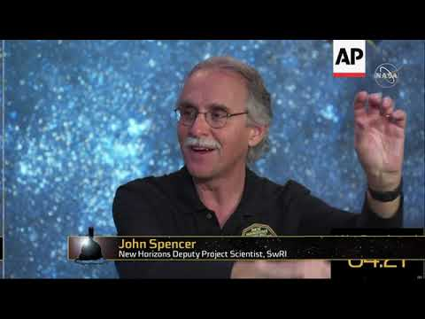 NASA opens 2019 at tiny, icy world past Pluto