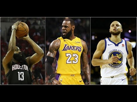 Top 10 Highest Paid NBA Player  2019