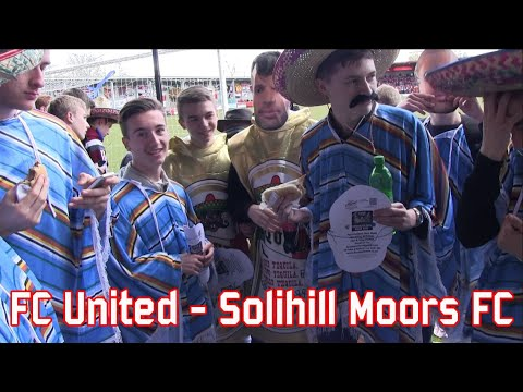 FC United of Manchester - Solihull Moors FC (Apr 30, 2016)