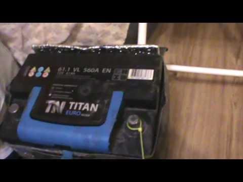 Как проверить на сколько заряжен аккумулятор