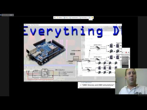 vveekend vvorkshop 9: Everything DMX