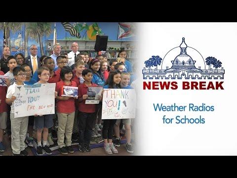 Weather Radios for Schools