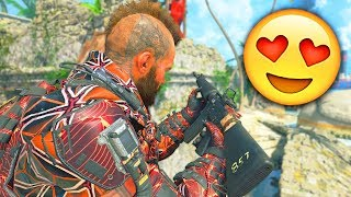 the BEST 3 ROUND BURST DLC WEAPON is BACK! (Black Ops 4 M16)
