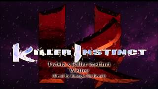 "Killer Instinct x Twista - ""Wetter Instinct"" (Prod. by Bmagic Da Beast)"
