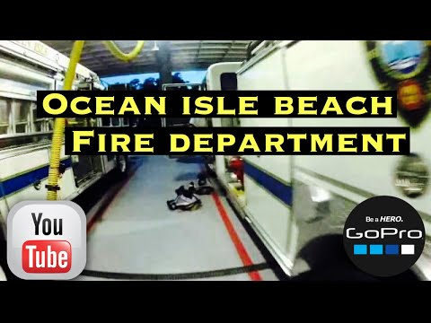 Ocean Isle Beach Fire Department Youtube