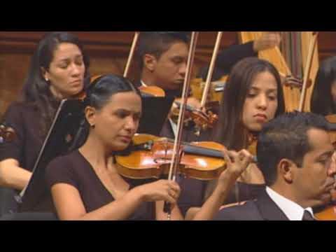 Gustav Mahler - Sinfonia 1 Titán - Orquesta Sinfónica Simón Bolívar (Alfredo Rugeles, dir)