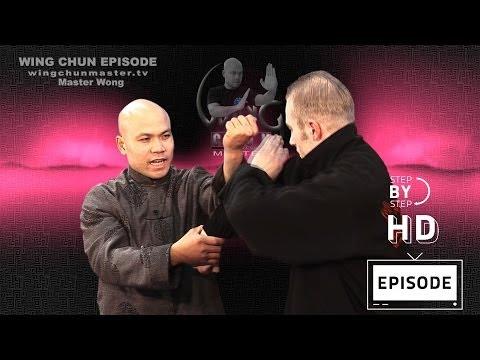 Wing Chun wing chun kung fu Basic Energy Drills - episode 5