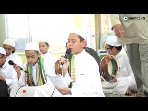 [MATIS] Ma'had Tahfiz Imam Syafie : Qasidah Assalamualaik / Laka syafa'ah