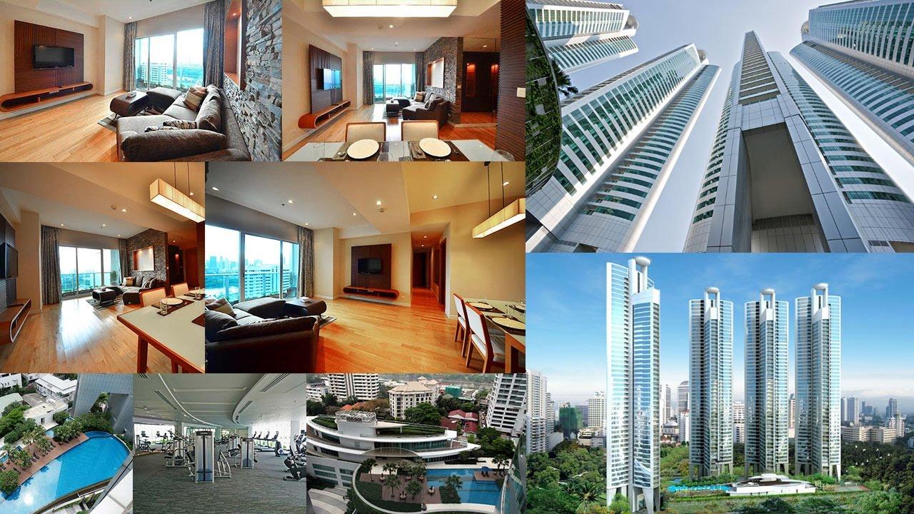 Expat Apartments In Bangkok   Classy Luxury Asoke Luxury Condo Rental