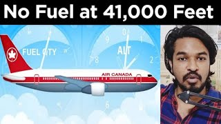 No Fuel: Flight Mid Air 😵 | Tamil | Madan Gowri | MG