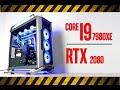 #98 PC Sultan Intel Core I9 7980XE + Nvidia RTX2080