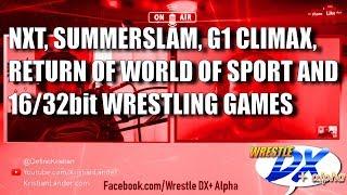 Wrestle DX+ Alpha - Summerslam Gaming
