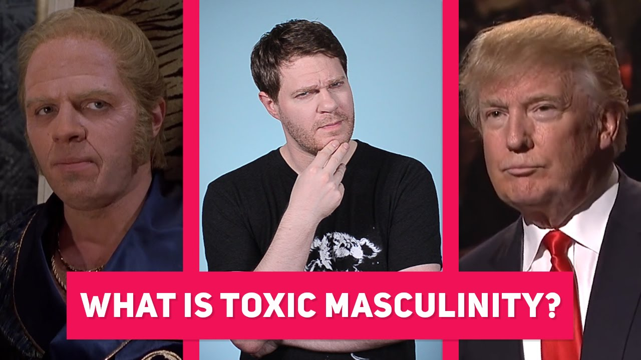 What Is Toxic Masculinity?