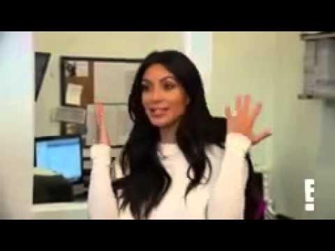 Kim Kardashian on Durrani Popal Dash Dolls