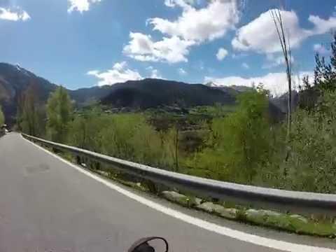 La Massana - Vista De Anyos - Andorra la Vella