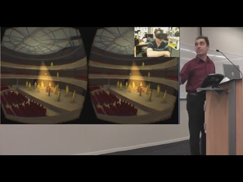 NYC VR - Designing Theaters with Virtual Reality