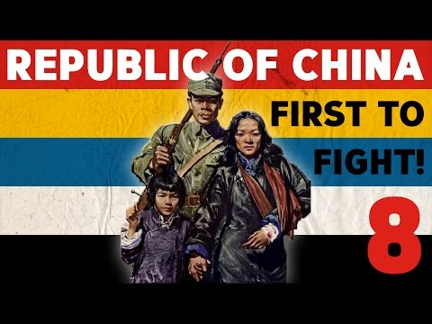 "Hearts of Iron IV - Republic of China 8 ""The War in Europe"""