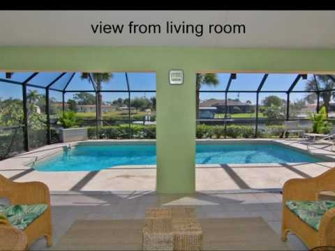 florida gulf coast real estate waterfront home for sale youtube