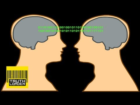 Two human brains connected -- Truthloader Investigates
