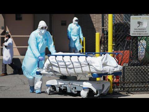 فيروس كورونا: الولايات المتحدة تسجل لليوم الثاني على التوالي أعلى حصيلة بنحو ألفي وفاة